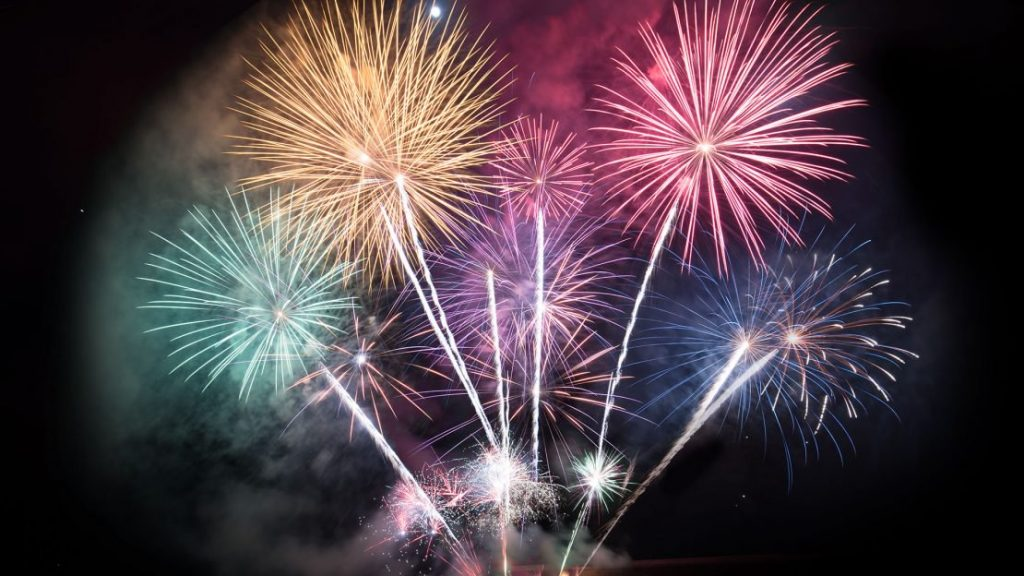 Greenfield Indiana Fireworks