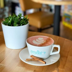 Hitherto Coffee and Gaming Parlour