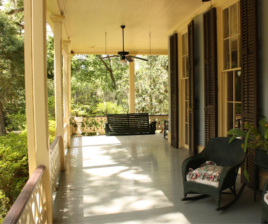 Porch Blog