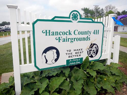 Hancock County June Fairgrounds